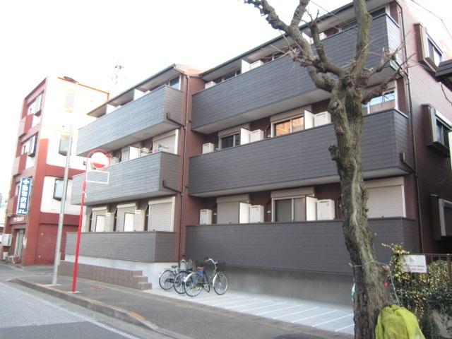 コモハイツ宮崎台外観画像