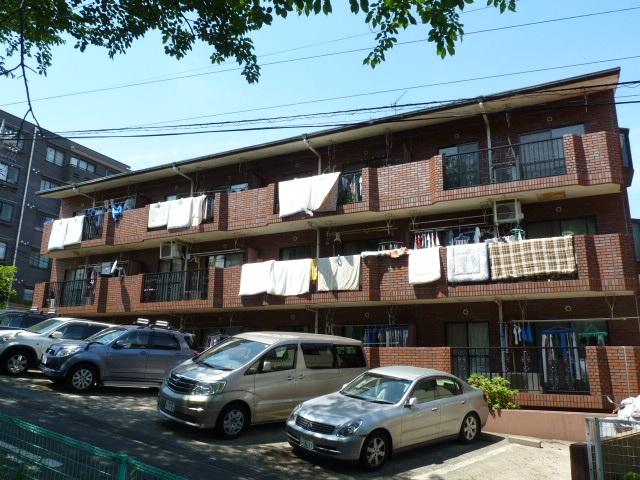 鷺沼パークサイドマンション外観画像