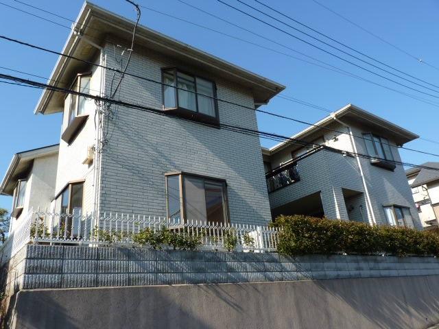 鷺沼コートハウス外観画像
