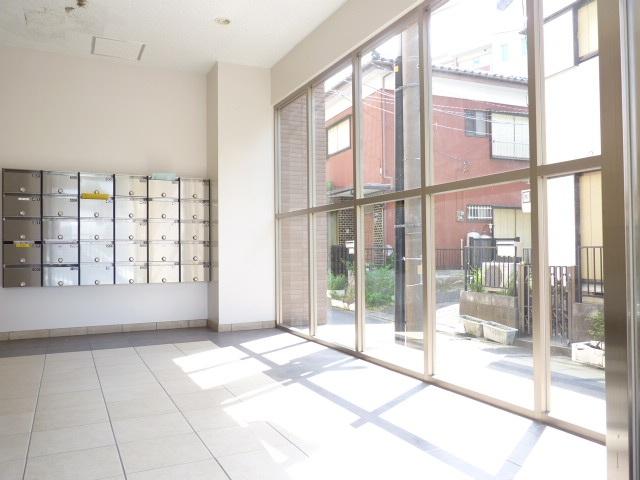 コーポ津田山外観画像