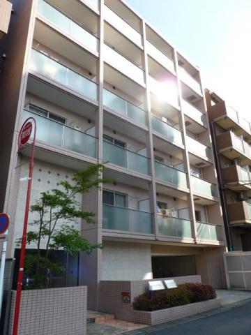 コーラル宮崎台外観画像