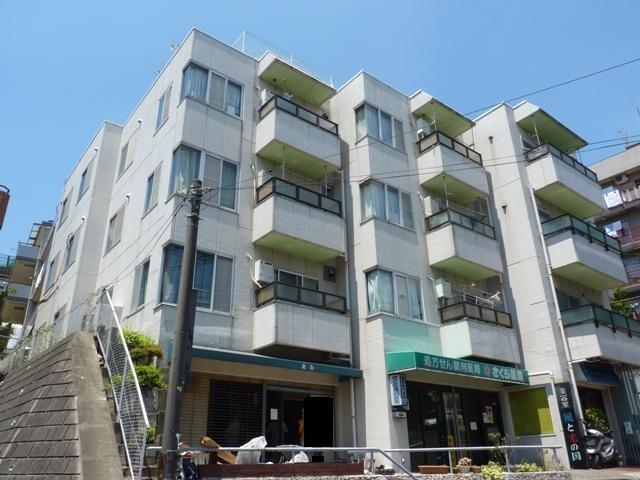 鷺沼ビラスズキ1号館外観画像